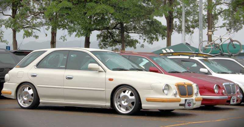 10 of The Rarest Subarus Ever - Autos Speed