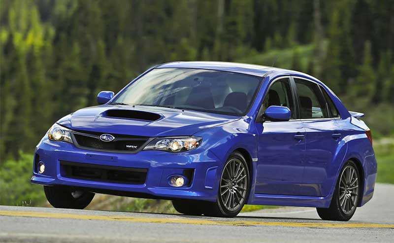 Subaru's 15 Fastest Cars of All Time - Autos Speed