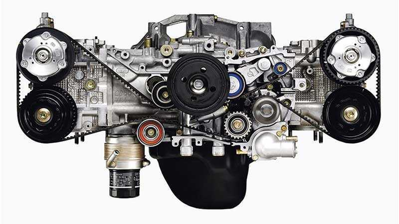 How Subaru Boxer Engines Technology Works Autos Speed