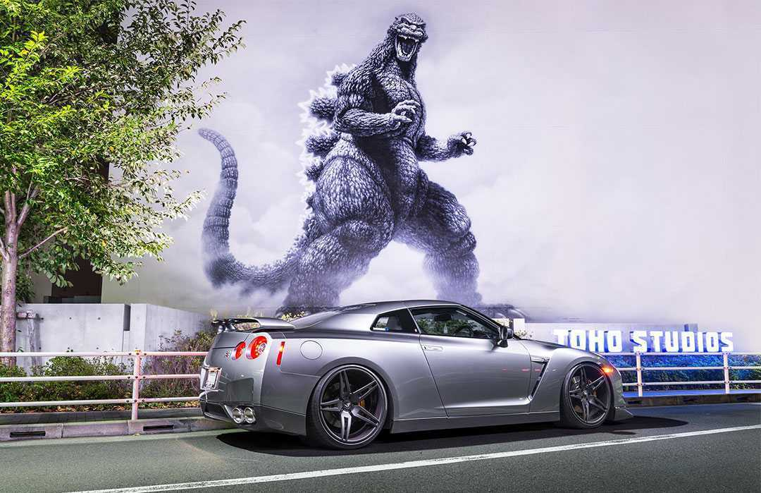 """Where Are Nissans Made >> How the Nissan Skyline GT-R Became """"Godzilla"""" - Autos Speed"""