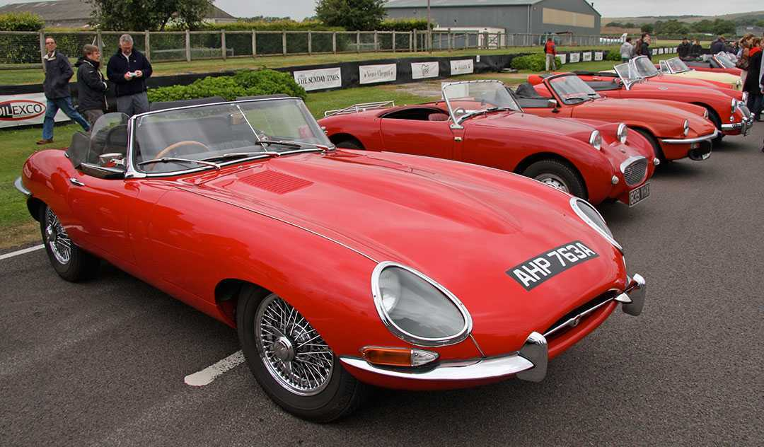 Top 10 Classic British Sports Cars Ever Made - Autos Speed  Top 10 Classic ...