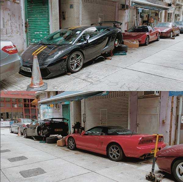 These rare Japanese Cars left ABANDONED in Hong Kong will make you ...