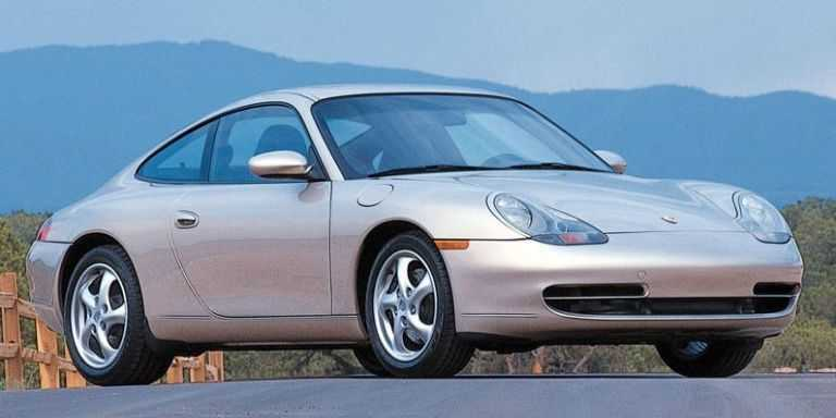 Why The Porsche 996 Is The 911 Deal Of The Century Autos