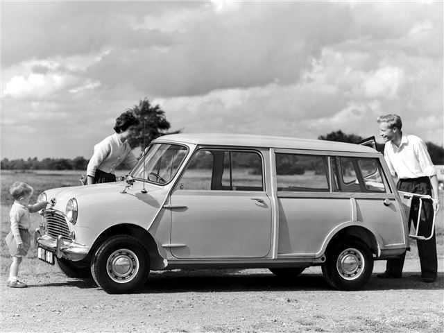 Top 15: Minis through the years - Mini Owners Club