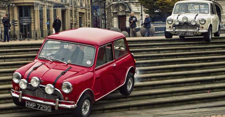 The Italian Job Named The Best British Film Of All Time Autos Speed