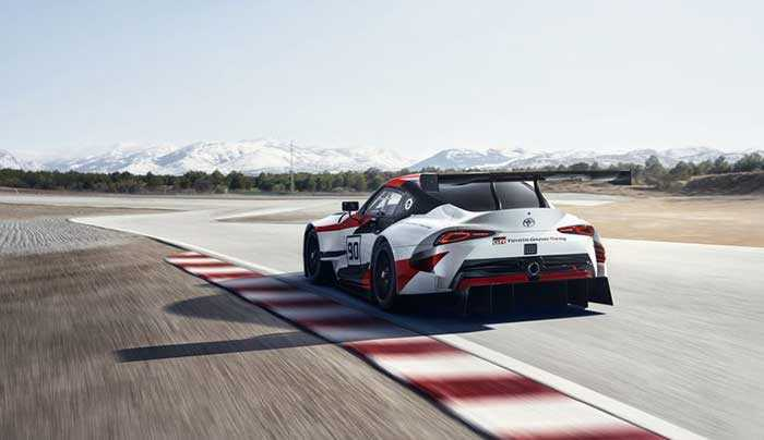 Unfortunately With The Reveal Of The GR Supra Racing Concept, Toyota Is  Light On Technical Details. We Donu0027t Even Know What Sort Of Engine Powers  This Car.