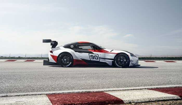 Consider The GR Supra Racing Concept A Good Preview Of Whatu0027s To Come.  Hopefully Weu0027ll Get More Info On This Car During The Show, But Until Then,  ...