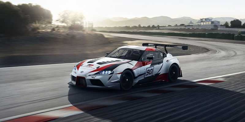 Itu0027s Also A Way For Toyota To Promote Its Competition Arm, Gazoo Racing.  Currently, Gazoo Is Behind Toyotau0027s Efforts In The Japanese Super GT  Series, ...