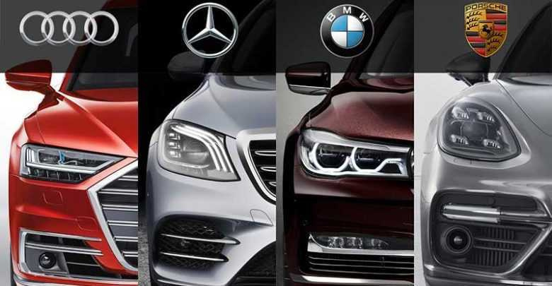 Audi A Vs Mercedes S Class Vs Porsche Panamera Vs BMW Series - Bmw vs audi