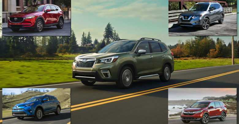 2019 Subaru Forester Vs Compact Suv Rivals How They Compare On Paper Autos Sd