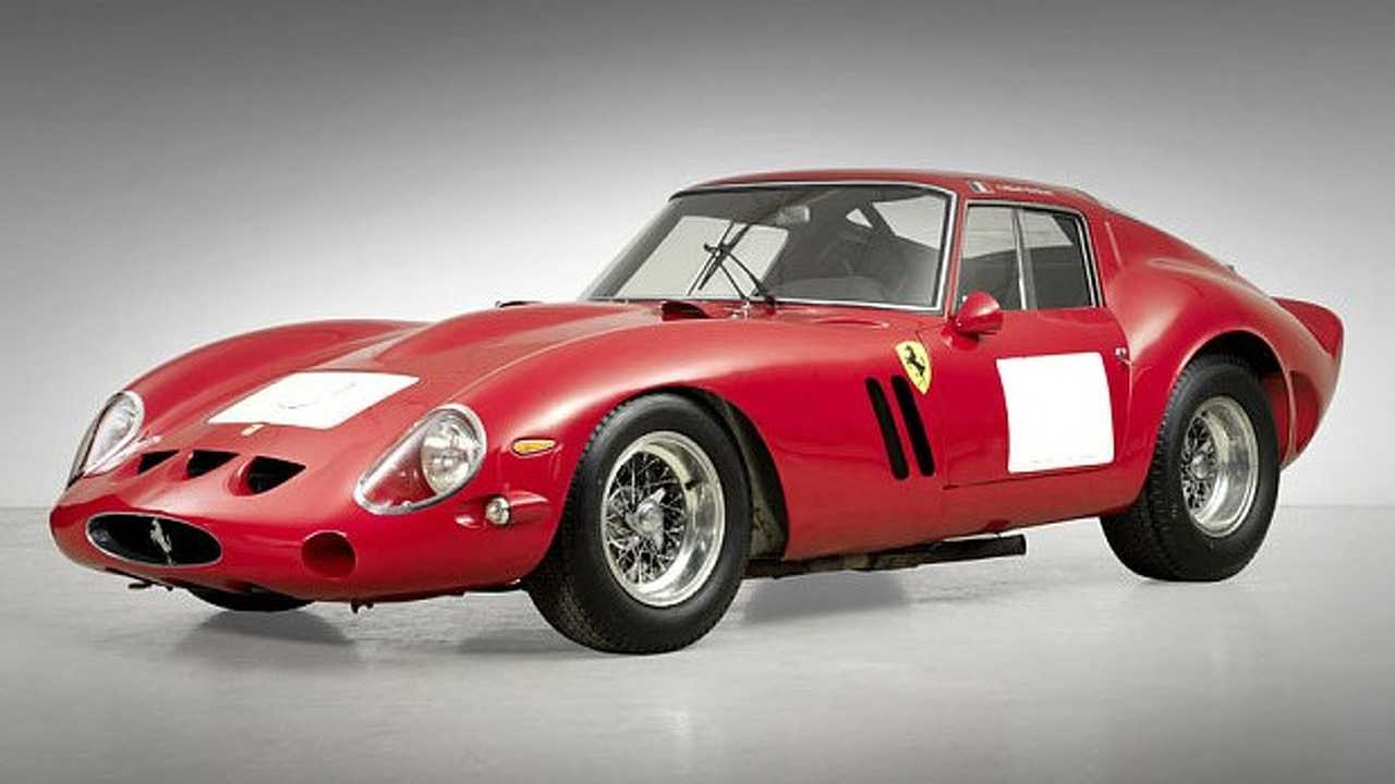 10 Most Expensive Ferraris Ever Sold Autos Speed