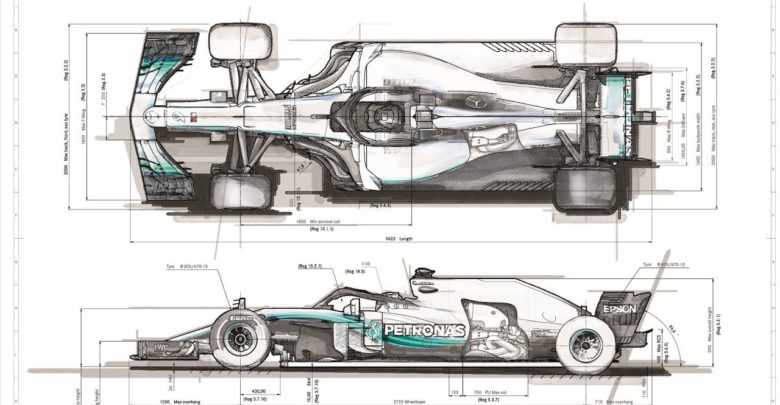 Video How Is A Formula One Car Born Autos Speed